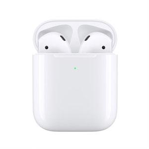 فروش اقساطی هدفون بی سیم اپل ایرپاد 2 همراه با باکس شارژ بیسیم
